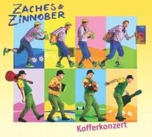 Zaches und Zinnober Kofferkonzert